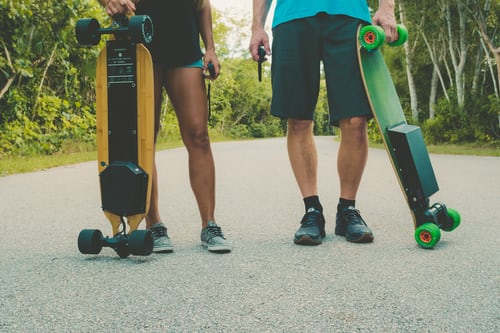 Mikromobilitet - Hvordan ser fremtiden ud? Via Trafik giver et bud i ny artikel.