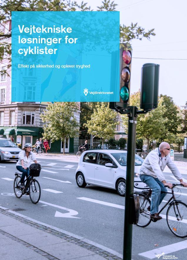 Cykeltiltag - ny pjece er klar. Vejdirektoratet har udgivet en ny pjece, der er lavet sammen med Via Trafik. Pjecen er bl.a. til kommuner.