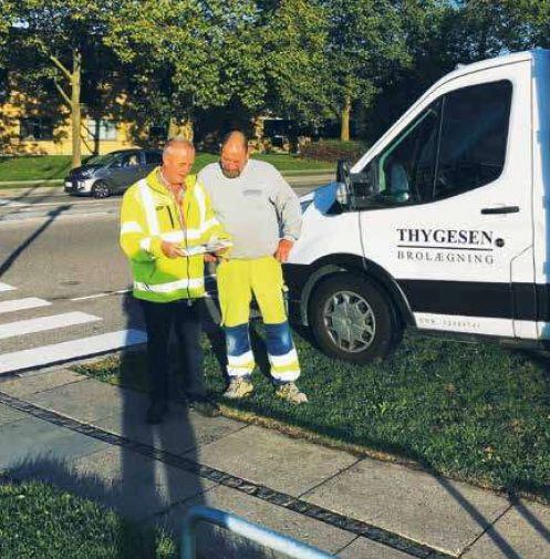Tilgængelighed i Glostrup. Via Trafik skriver om, hvordan man kan optimere tilgængeligheden for brugerne samtidig med brug af få ressourcer.