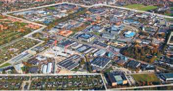 Grøn mobilitet - Via Trafik har skrevet en artikel om, hvordan man fremmer grøn mobilitet i Gladsaxe Erhvervskvarter.